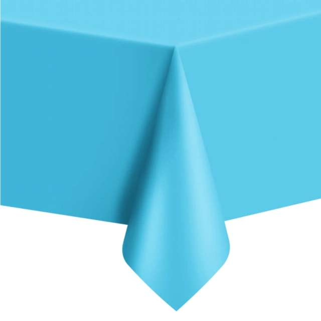 _xx_Obrus niebieski 137x274cm