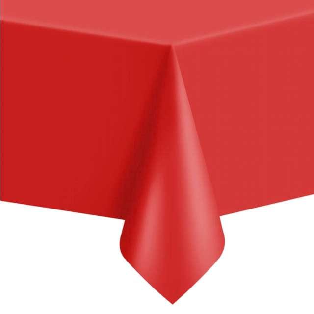 _xx_Obrus czerwony 137x274cm