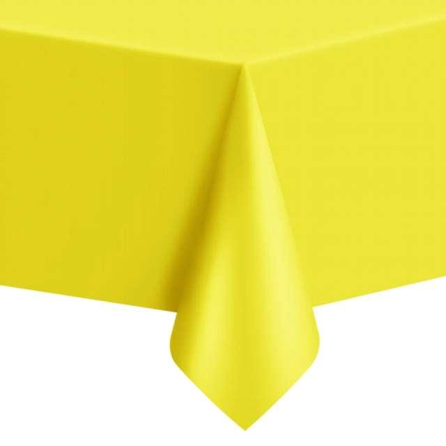 _xx_Obrus żółty 137x274cm