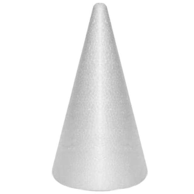 "Styropian ""Stożek Classic"", biały, Aliga, 50 cm"