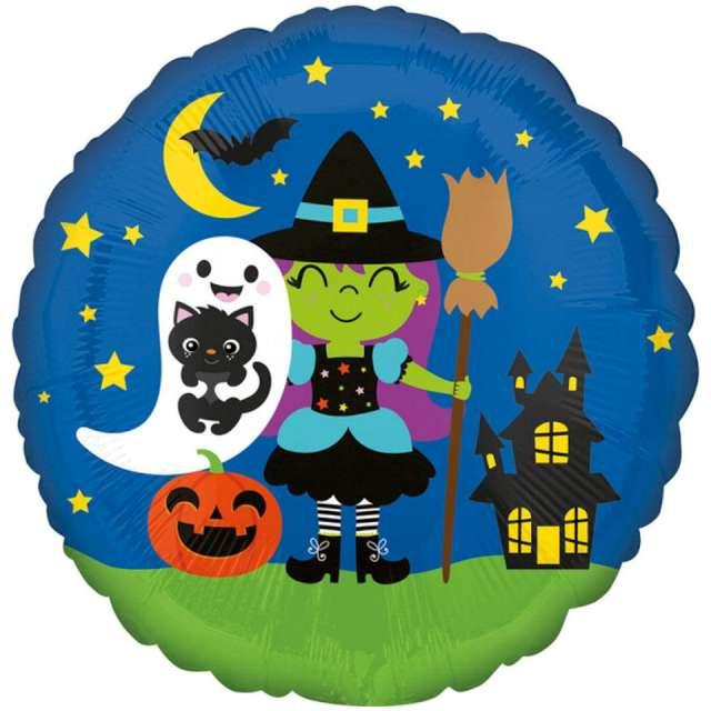 _xx_Balon foliowy Standard Halloween Crew zapakowany
