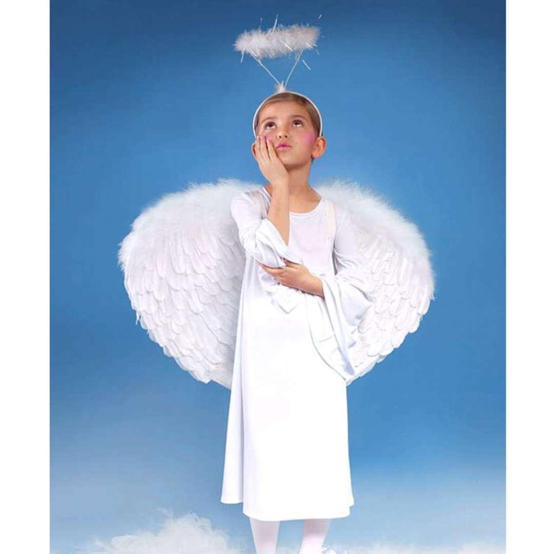 Opaska party Aureola anioła biała Arpex