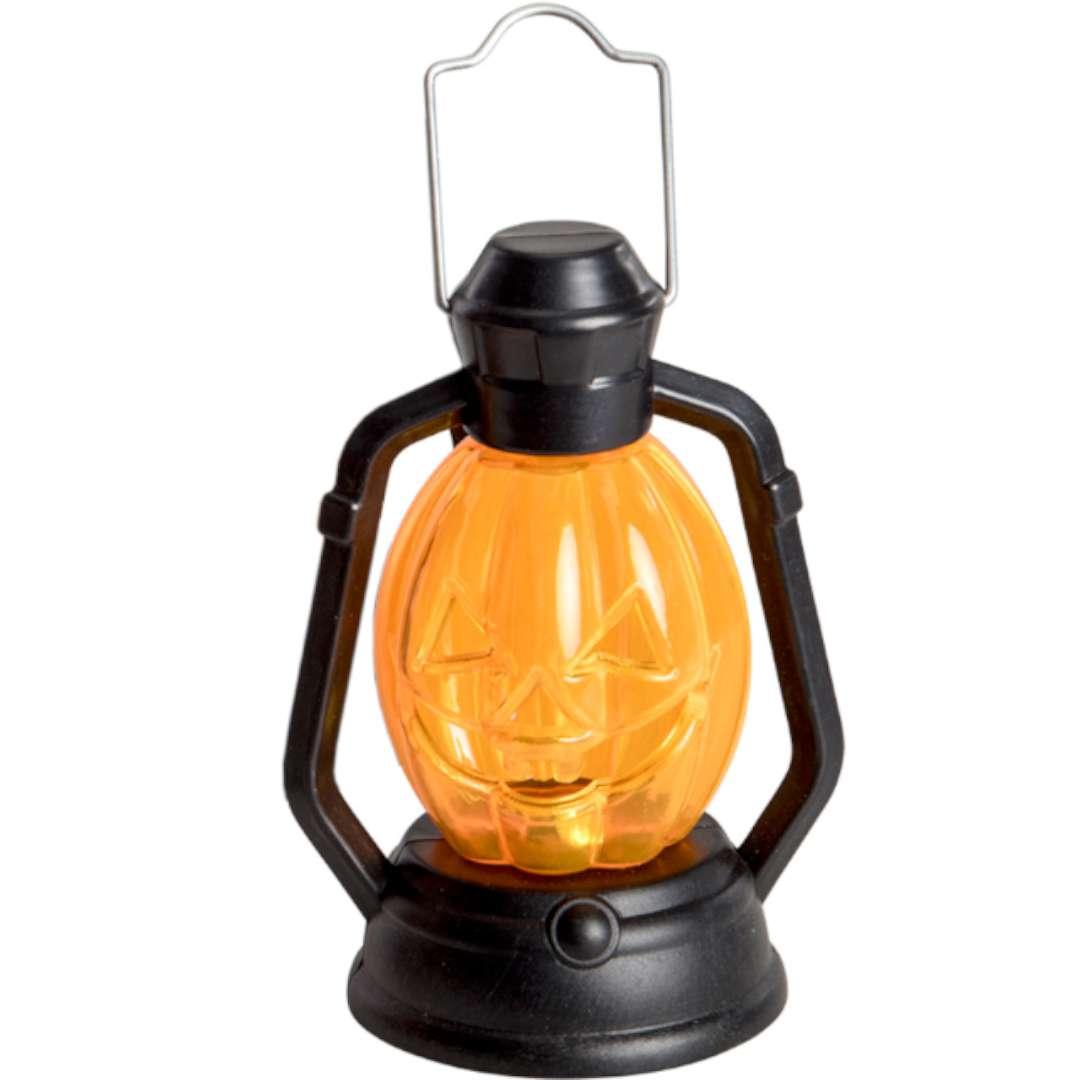"""Dekoracja """"Świecąca Dynia"""", led, pomarańczowa, Carnival Toys"""